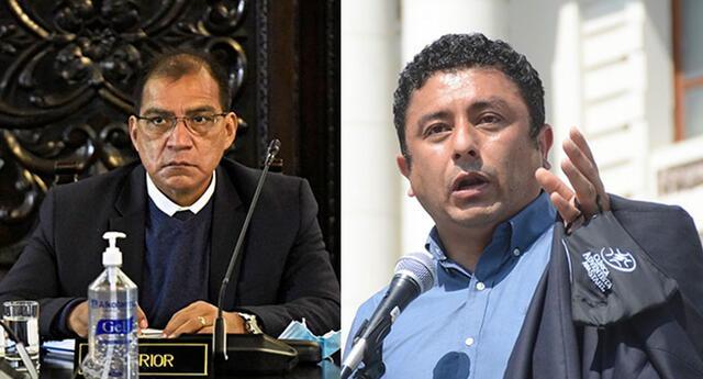 Luis Barranzuela se reunión con abogado de Guillermo Bermejo