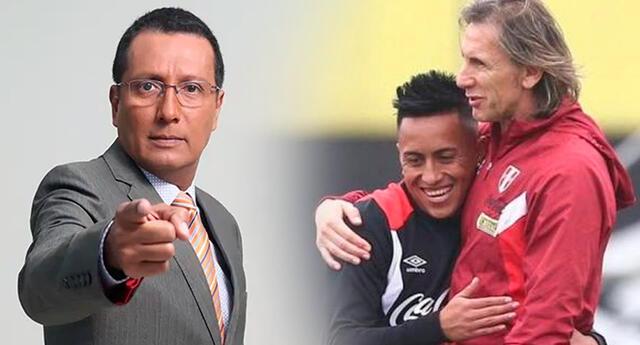 Perú choca con Argentina por las Eliminatorias, pero antes el Tigrillo descargó su furia contra Cueva y Gareca.