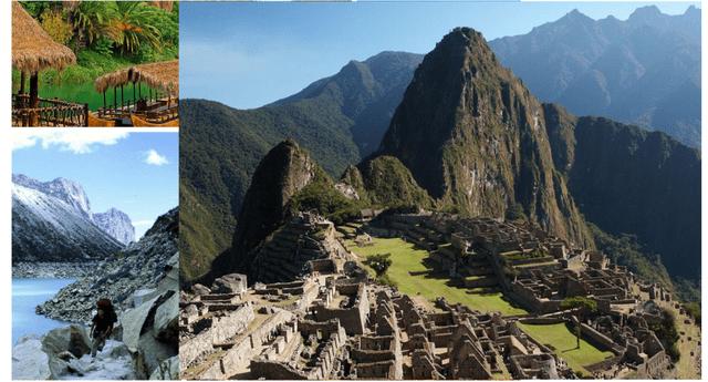 En el Perú se realizan diversos tipos de turismo como el ecoturismo en la Amazonía peruana.