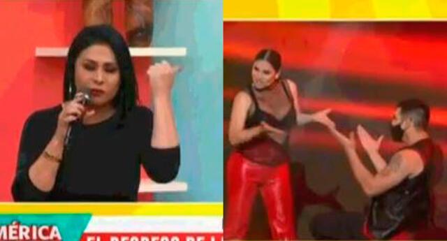 Yolanda Medina se quiebra al hablar de su regreso a Reinas del show.