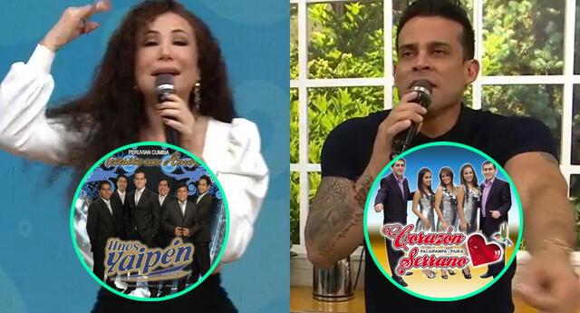 Janet Barboza se volvió a pronunciar sobre la pelea de Christian Domínguez, Pamela Franco y Nilver Huarac, y no se guardó nada.