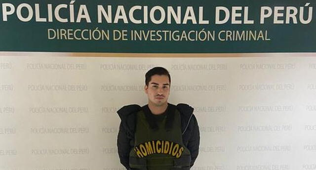 Giancarlo Paolo Sánchez irá a la cárcel por asesinar a su pareja sentimental en Cienguilla.