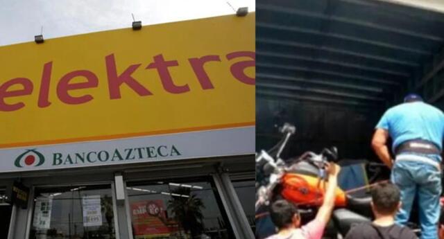La mujer se cobró la demanda de 330 mil pesos en productos de alto valor.