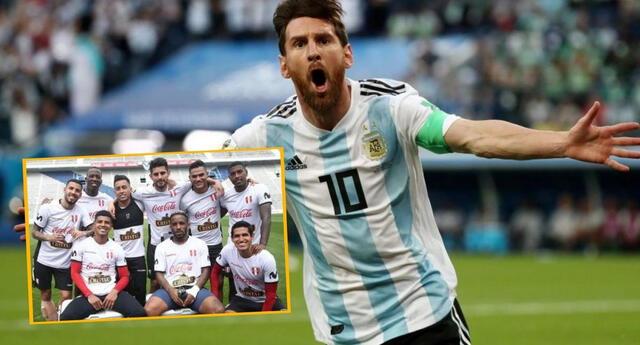 Perú vs. Argentina: Así llegan los albiceleste al partido de este jueves