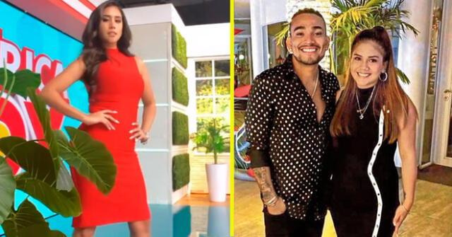 Melissa Paredes cuestionó a María Fe tras confirmar su embarazo.