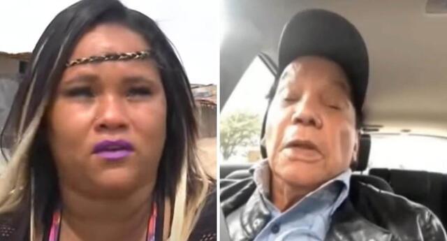 Melcochita envía mensaje su hija Yesenia quien intentó quitarse la vida.
