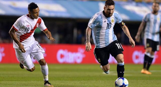 Sigue todas las incidencias del Perú vs Argentina en Eliminatorias Qatar 2022 por El Popular.