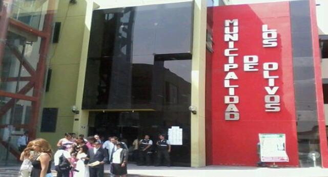 Confirman condena contra cuatro ex funcionarios de la municipalidad de Los Olivos