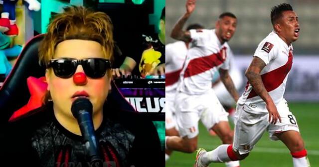Chupetín Trujillo haría promesa impensada por la selección peruana.