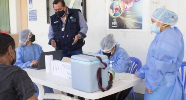 Huánuco: advierten que 40 mil dosis de AstraZeneca están por vencer debido a negativa de población para vacunarse