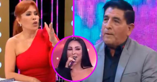 Nílver Huárac aclaró su situación con Pamela Franco en vivo desde Magaly tv la firme.