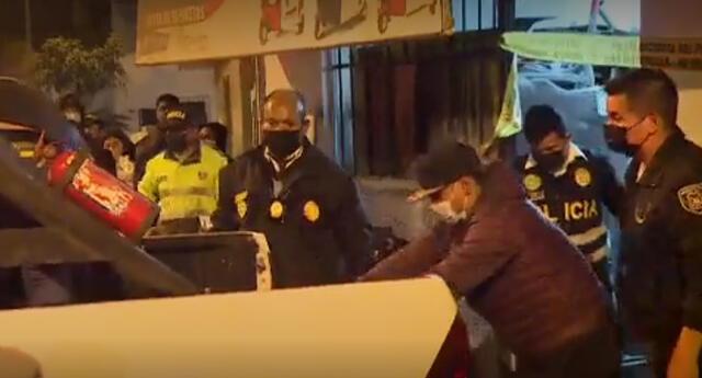 Sicarios disparan contra extranjero dentro de una mecánica en el Callao.
