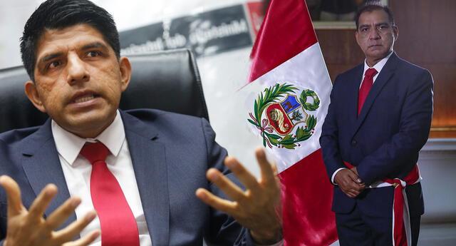 Juan Carrasco Millones no estaría cómodo con la asignación del nuevo ministro por parte de Pedro Castillo.