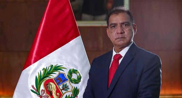Luis Barranzuela, ministro del Interior, fue citado para el próximo lunes 18 de octubre desde las 3:30 de la tarde.
