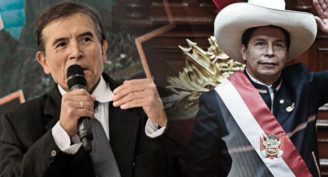 Ciro Gálvez consideró a Pedro Castillo como un hombre honesto, pero ingenuo.