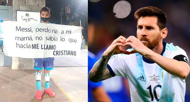 Lionel Messi está en uno de los mejores momentos con la Selección Argentina.