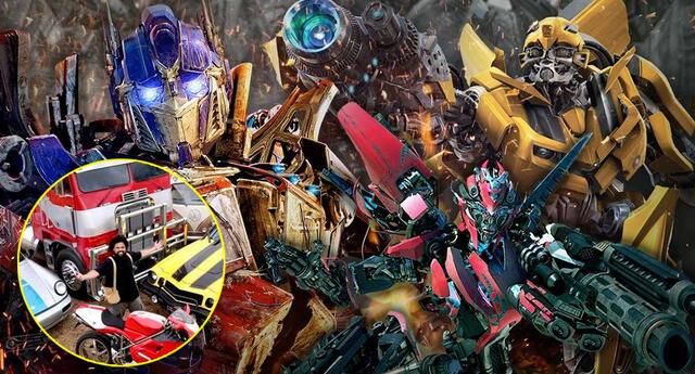 La película Transformers 7 viene generando gran expectativa entre sus seguidores, especialmente por sus fabulosos vehículos.