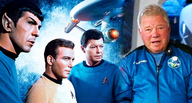 El logro de William Shatner muestra que la edad no es una gran restricción para viajes cortos al espacio.