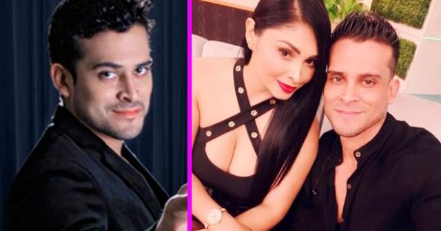 Christian Domínguez aseguró que sí quiere casarse con Pamela Franco.
