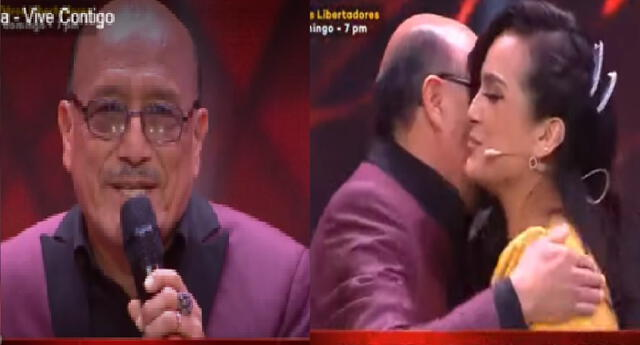 El señor Pepo Orozco abandonó la competencia de La Voz Senior.