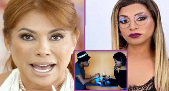Magaly Medina aconseja a Paula Mananal y asegura hay otra mujer más en la vida de Rabanal.