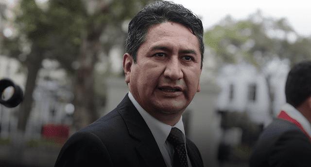 Miguel Ibarra: El grupo del señor Cerrón, que es el más radical, está fraccionando al Gobierno