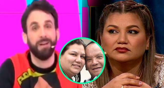 Rodrigo González aclaró en sus redes sociales que fue él quien decidió terminar el enlace con la esposa de Melcochita por la salud de este.