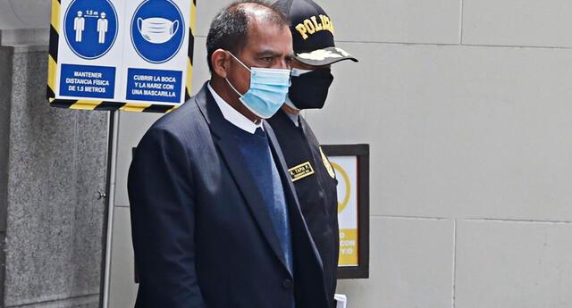 Luis Barranzuela se desempeñó como abogado de Perú Libre y Vladimir Cerrón.