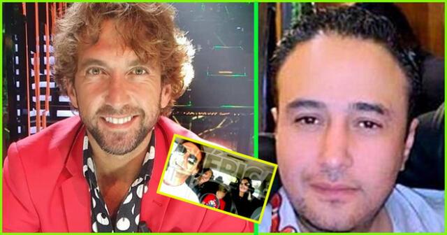 Antonio Pavón se muestra emocionado de conocer al novio de Sheyla Rojas.