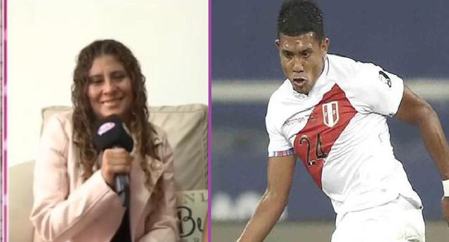 Mamá de Raziel García le da su apoyo ante encuentro de Perú con Argentina.