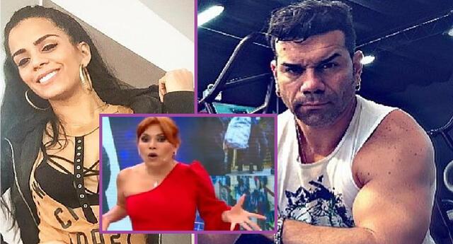 Tomate Barraza abandonó conexión con Magaly tras ver a Vanessa López.