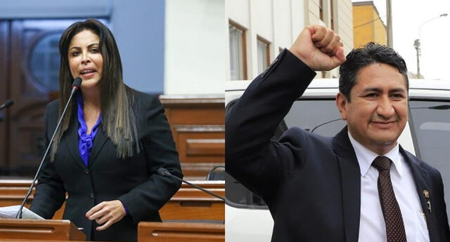 Se fue de boca. La parlamentario le dio con palo al líder del lápiz por sus declaraciones.