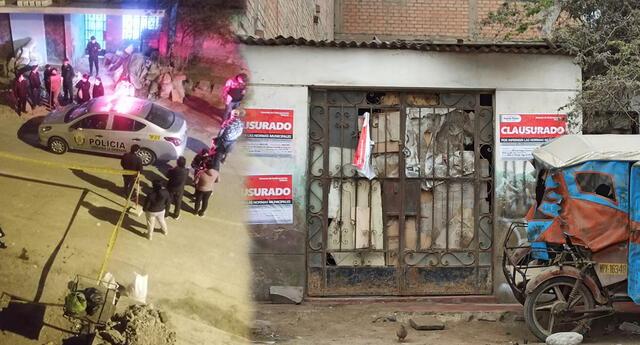 Encuentran muerto a hombre muy cerca a una cantina clandestina en La Ensenada.