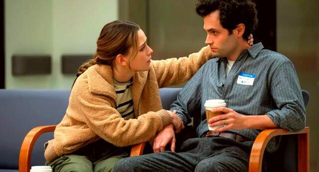 En dos temporadas de You fue todo un éxito en Netflix.