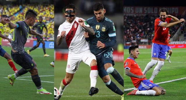 Revisa todos los detalles que dejó la fecha 12 de las Eliminatorias Qatar 2022.
