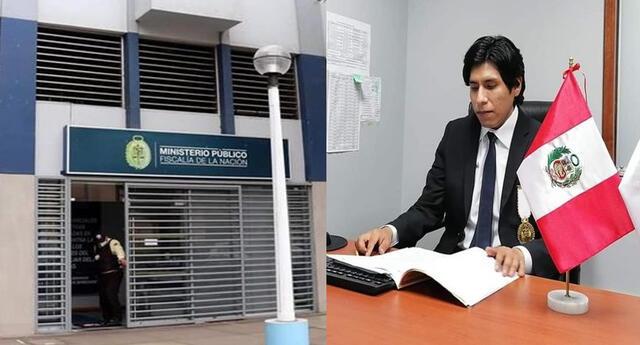 El fiscal del Callao logró que se condene al padrastro Víctor Edilberto Aguilar Santos por tocar a su hijastra