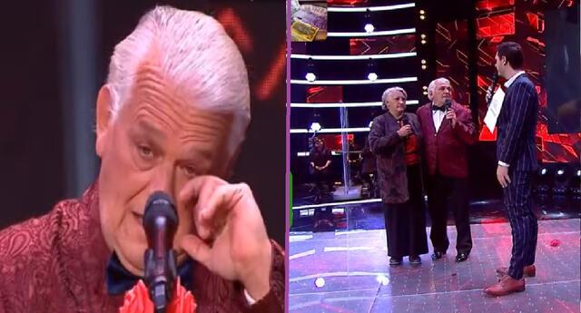 La Voz Senior volvió a sorprender al público con emotiva historia.