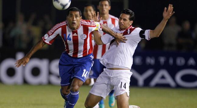 En desastrosa actuación perú perdió ante Paraguay.