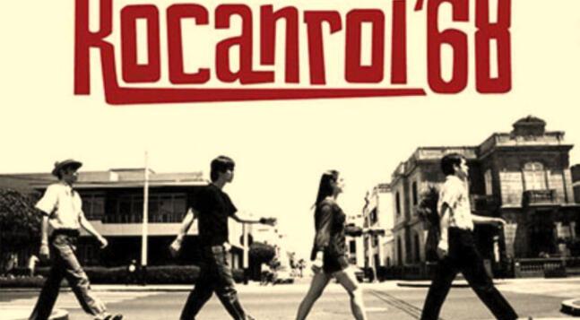 Rocanrol 68 - Poster Oficial