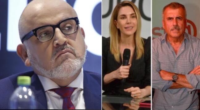 Beto Ortiz es criticado por insultar a Nicolás Lúcar y Juliana Oxenford